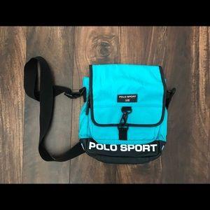 Rare polo sport side bag